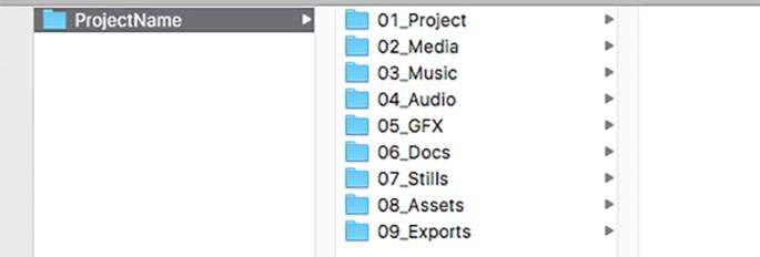 Folders copy